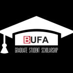 2019 BUFA Graduate Studies Scholarship Award