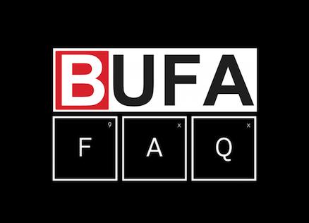 BUFA FAQ
