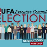 2020-2021 BUFA Executive Committee – Nominations